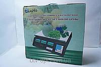 Весы торговые YinHe M1 35 кг с счетчиком цены, кухонные весы, торговые весы, бытовые весы, фото 1