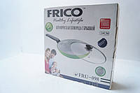 Керамическая сковородка Frico Fru 098 24 см, керамика, сковородки, кухонная посуда, сковородка Фрико