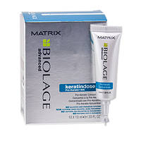 Matrix Biolage Ампулы для кератинового восстановления,10х10 мл Keratindose, фото 1