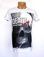 Мужские футболки Fear of Death - №1659