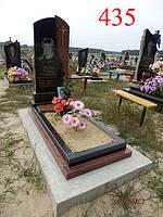 Пам'ятник з граніту, фото 1