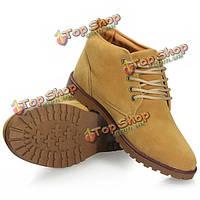 Стильный мужской кожаный мульти цвет обуви кроссовки
