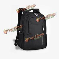 Shenpai водонепроницаемый портативный компьютер плеча рюкзак Путешествия Отдых школьная сумка