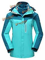 Cпортивная куртка ветровка женская лыжная XL-3XL