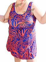 Купальник платье больших размеров 7XL