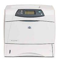 Бу принтер HP LaserJet 4250n формата А4 в хорошем состоянии, фото 1