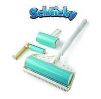 Силиконовые валики для уборки Schticky (набор 3 штуки)