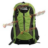 Макино мужская женская повседневная водонепроницаемый туристические рюкзаки