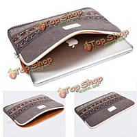 Ноутбук рукав холст защитный рукав 13-MacBook дюймовый 14-дюймовый 15-дюймовый