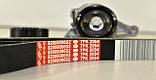 Комплект натяжитель + ролик + ремень на Renault Master III 2010-> 2.3dCi  — Renault (Оригинал) - 117207736R, фото 2