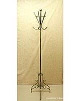 Кованная вешалка напольная 1 арт. АБ-VECH1