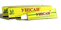 Мазь «Унисан» антибактериальный, противовоспалительный ветеринарный препарат, туба, 15 грамм