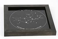 Подарок Деве — панно с изображение созвездия Девы