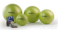 Мяч Gymnastik Ball LEDRAGOMMA Maxafe,диам. 42 см, ярко зеленый