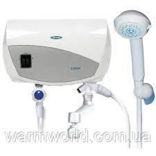 Проточный водонагреватель Atmor Lotus 5 кВт (Душ + Кран)