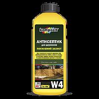 W4 Антисептик для усиленной защиты KOMPOZIT, 5 л (4820085742819)