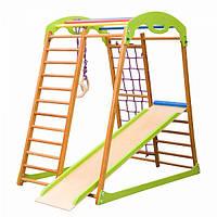 Детский спортивный  уголок для игры Увлекательный в тоне (база), фото 1