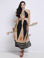 Сексуальная женское макси платье, фото 1