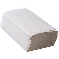 Бумажные полотенца 160 лист серые