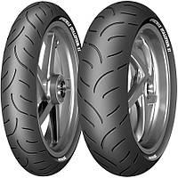 Мотошины Dunlop Sportmax Qualifier 2 120/70R17 58W (Моторезина 120 70 17, мото шины r17 120 70)