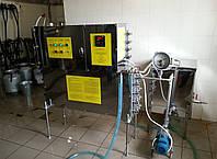 Пастеризатор молока 500 л/ч УЗМ-0,5Н