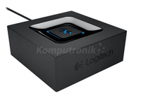 Bluetooth адаптер Logitech Bluetooth Audio Adapter Black (980-000912)