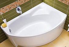 Акриловая ванна Kolo Spring 1600х1000х615 с ножками XWA3060 (Правая), фото 3