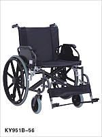 Інвалідна коляска зі сталі