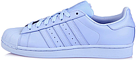 Мужские кроссовки Adidas Superstar Supercolor (Адидас Суперстар) фиолетовые