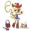 Набор Школа танца Эплджек Эквестрия Герлз Минис Hasbro (Applejack Minis My Little Pony)