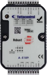 Контроллер A-5189 (4DI/4AI, 4DOR , USB2.0x1, MODBUS RTU)