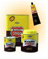 Клей Razi Krafft для склеивания различных видов твердых материалов, непористых и пористых