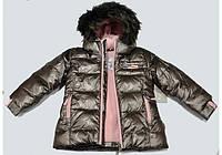 Куртка для девочки (2-14 лет), P 820