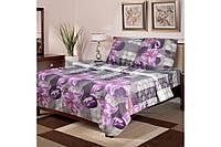 Комплект постельного белья Скарлет евро размер