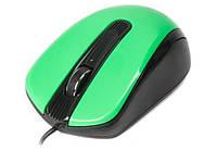Мышка Maxxter Mc-325-G зеленая