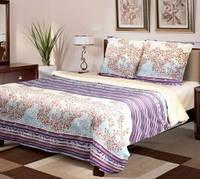 Комплект постельного белья Лилиан евро размер