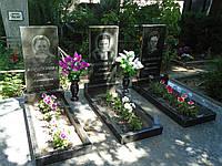 Надгробный мемориальный комплекс на могилу из гранита