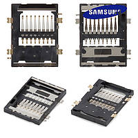 Коннектор карты памяти для Samsung I8190 Galaxy S3 mini, оригинал
