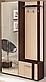 Зеркальный шкаф Марго-1 Мастер Форм, фото 3