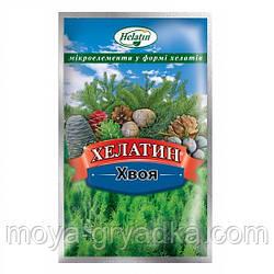 Добриво для хвойних рослин Хелатин Хвоя 50мл
