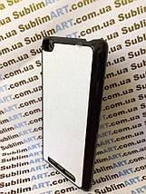 Чехол для 2D сублимации пластиковый на Xiaomi Redmi 3 черный, фото 3