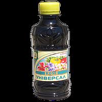 Рост Універсал добриво для живлення овочів, фруктів і квітів Україна  300 мл