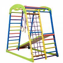 Дитячий спортивний комплекс для будинку SportWood (ТМ SportBaby), фото 2