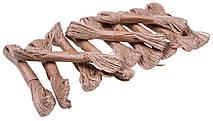 Веревки джутовые (10м/12шт) для декора