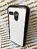 Чехол для 2D сублимации пластиковый на Motorola Moto G черный