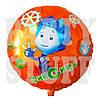 Фольгированный шар Нолик, 44 см