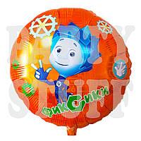 Фольгированный шарик Нолик, 44 см