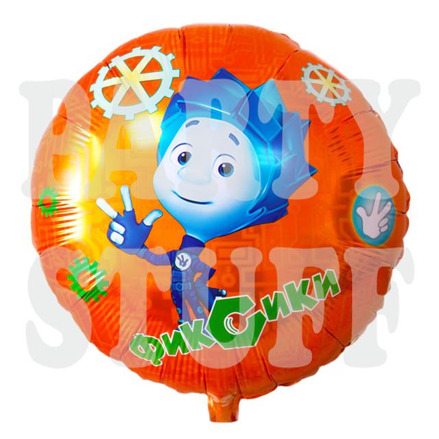 воздушный фольгированный шар Нолик