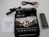 Т2 Цифровой тюнер приемник DVB T2 с записью на USB