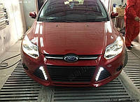 Ходовые огни Ford Focus 2012- V2